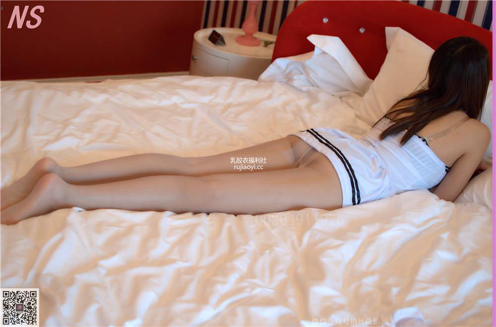 [纳丝摄影-独家资源] Vol.036 刘琳琳 酒店低胸肉丝姿势撩人 [53P/941M]