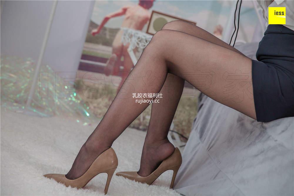 [IESS异思趣向] 丝享家 NO.391-395 5期打包合集黑丝袜美腿高清百度云下载