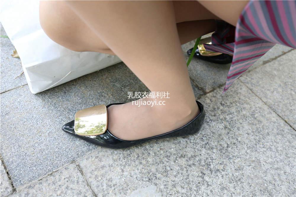 [SZFLK图集] Vol.003 肉丝制服平底鞋优美身姿 [200P1.46G]