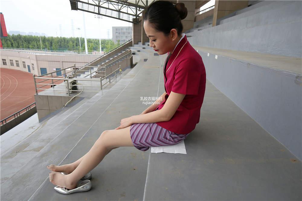 [SZFLK图集] Vol.006 肉丝制服尖头平底鞋(二) [200P1.08G]