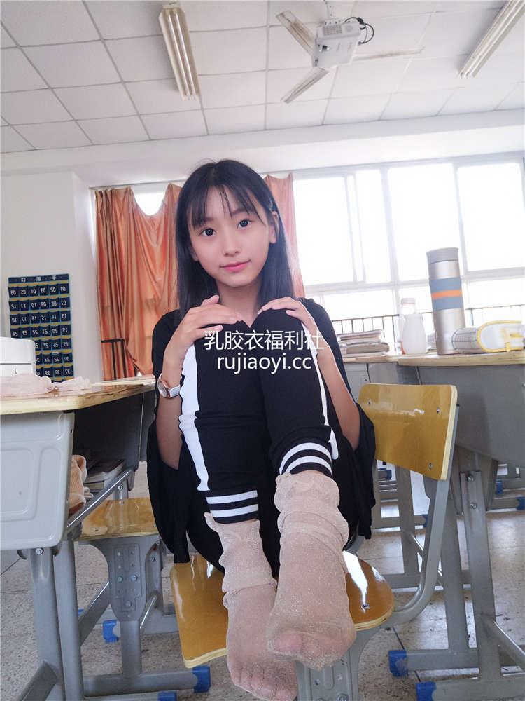 [网红杂图] 蓓蓓 - 学校生活写真 [98P166MB]