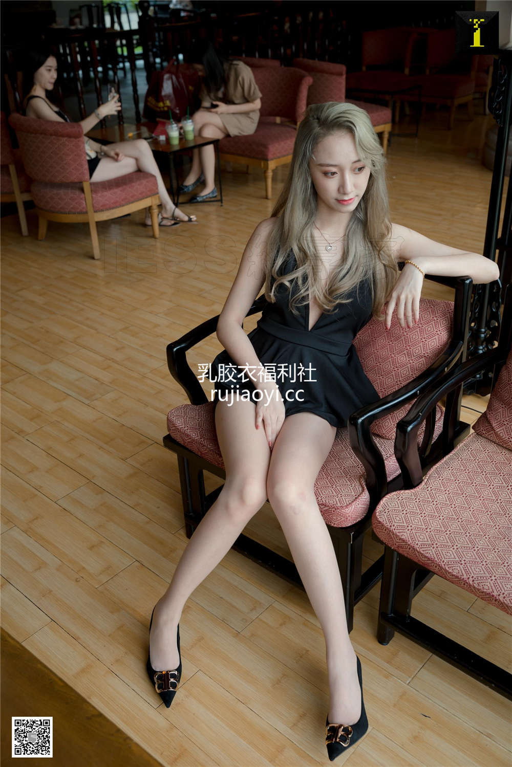 [IESS异思趣向] 丝享家 NO.496-500 5期打包合集黑丝袜美腿高清百度云下载