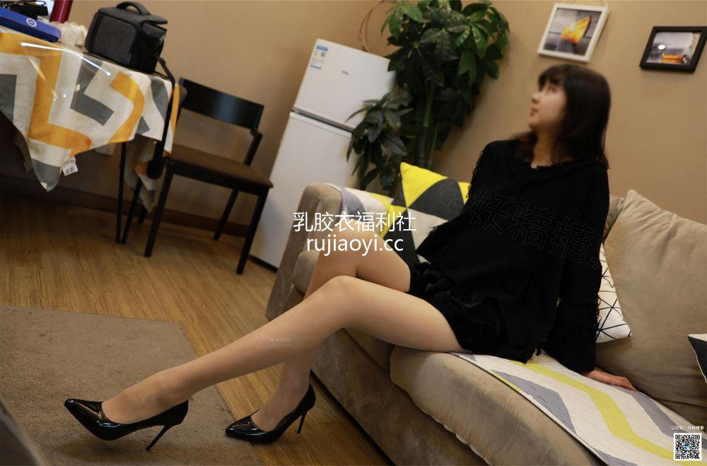 [妖精视觉]  nono 【长靴+高跟】肉丝袜