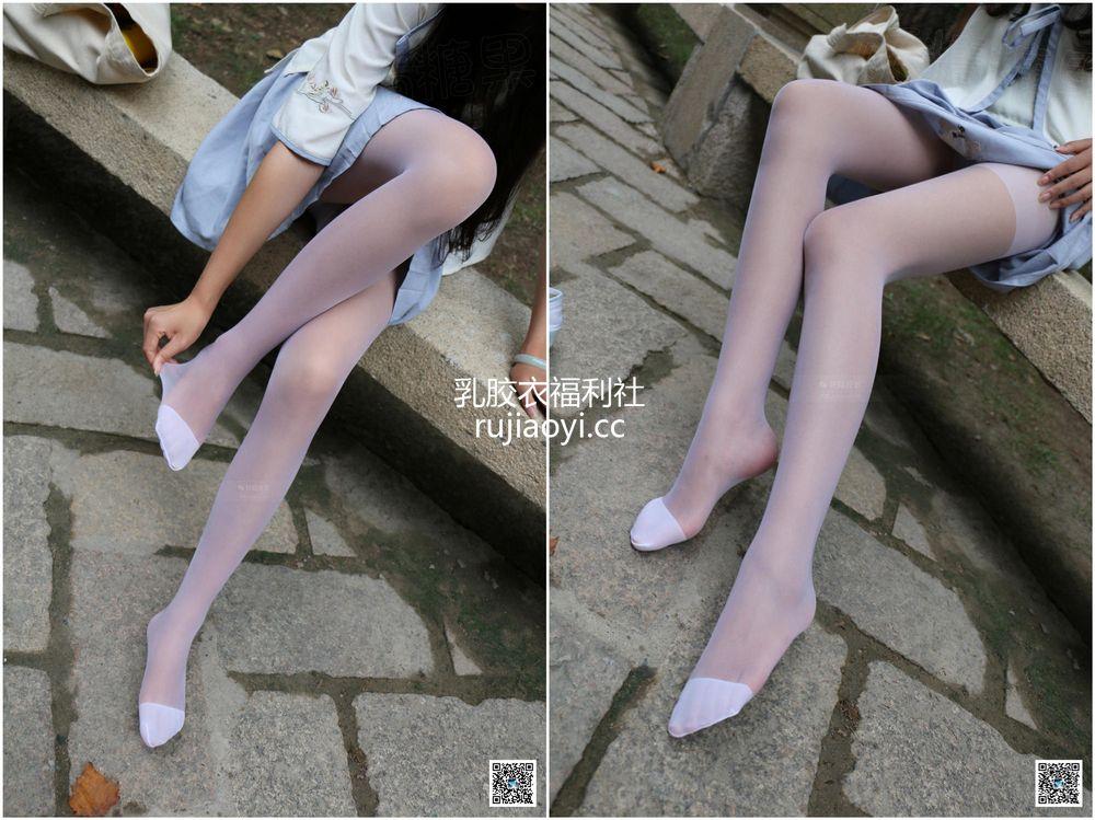 [妖精视觉]  甜甜 古时也穿丝袜?