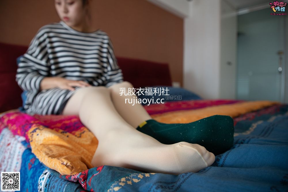 [物恋传媒] No.072 刘心-人淡如水,花开富贵。(丝袜、棉袜) [98P1V1.0G]