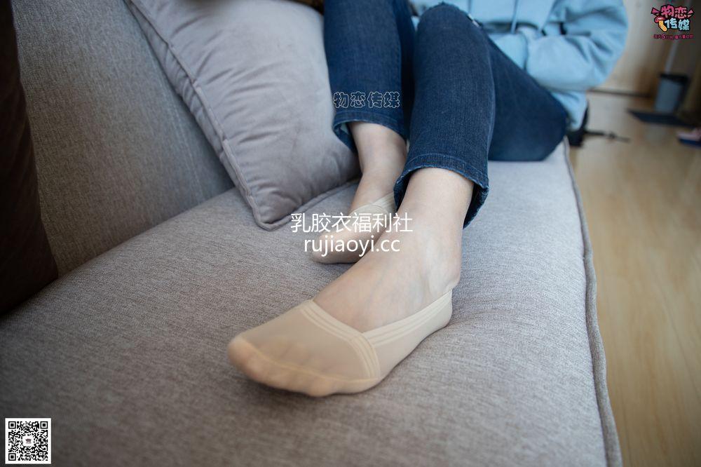 [物恋传媒] 082期:薇安-来自英语专业的另一位学霸姐姐(白色跑鞋、肉色船袜、裸足) [310P2V1.86G]