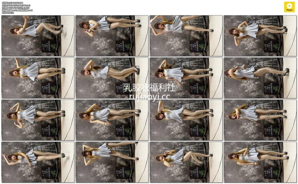 [TK舞社] 永V专享精品热舞视频 Vol.002 妹妹短裙油光肉丝热舞俘虏人心-1080P [1V289M]