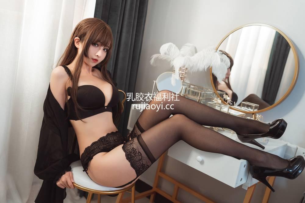 [网红杂图] rioko凉凉子 NO.024 内衣私房 [24P247M]