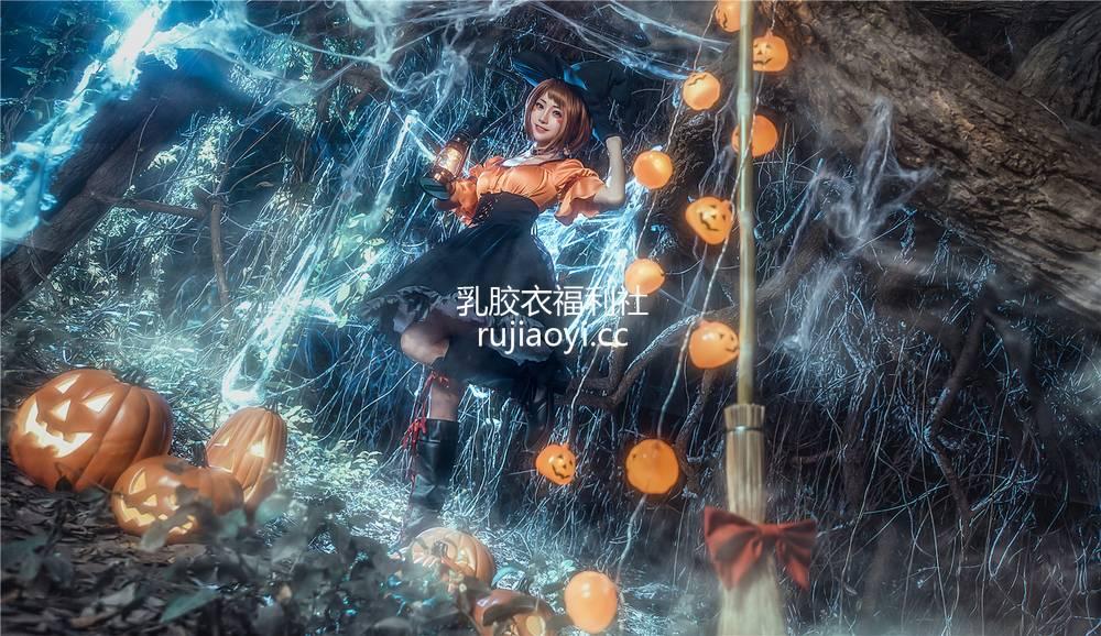 [网红杂图] Kitaro_绮太郎 - 我的英雄学院 万圣节 [15P171MB]
