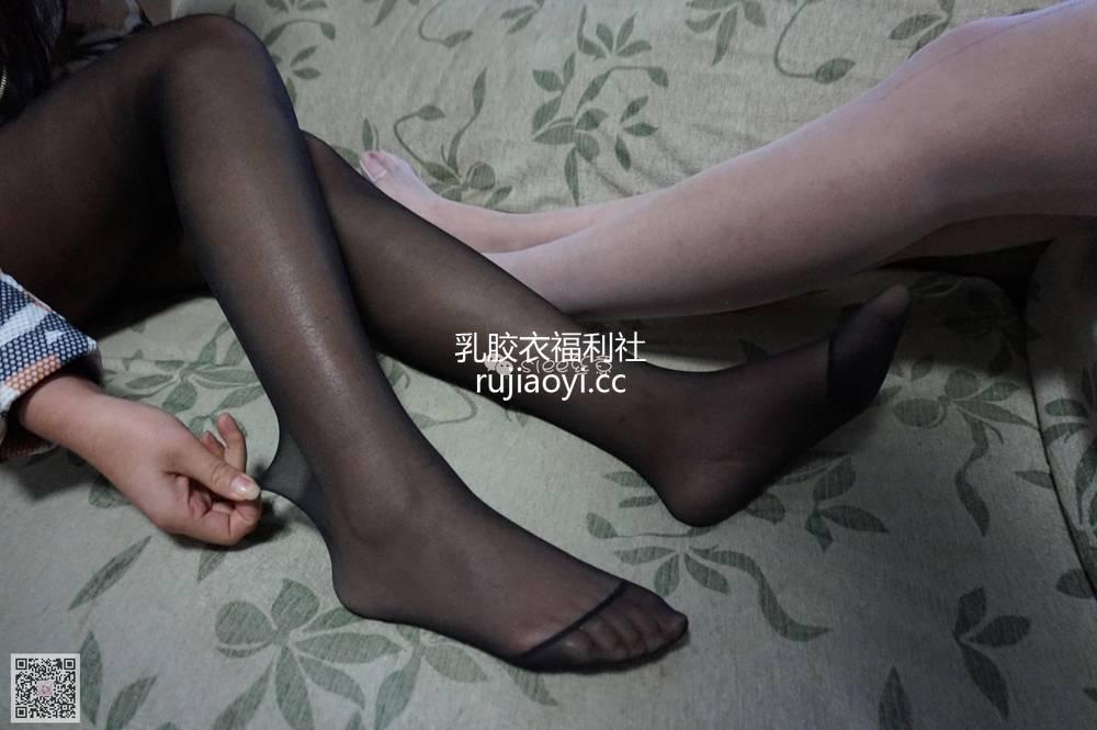 [SIEE丝意] NO.018(下)曦曦&思思~絲聊 [79P116MB]