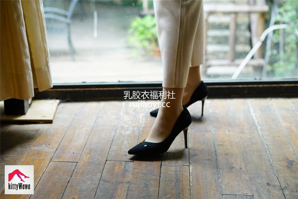 [袜小喵] - KT022《阔腿裤里的秘密》 [99P25M]