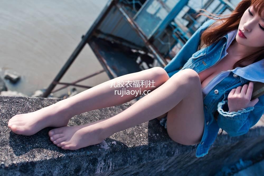 [网红杂图] 清水由乃 - 御风街拍 轻水海鸥岛RS牛仔街拍 [413P2.81GB]