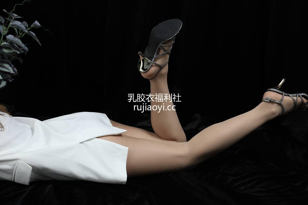 [奈丝写真] NO.063:高高-绑带 露趾 凉高跟 [62P1G]