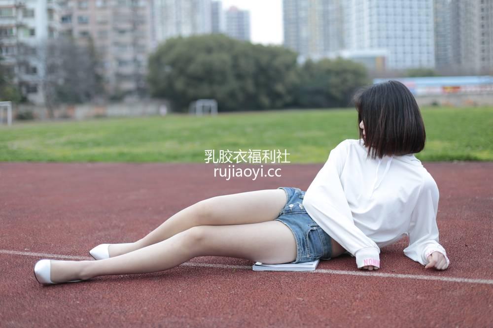 [奈丝写真] NO.034:喵璃-穿过运动场的青春气息 [48P250MB]