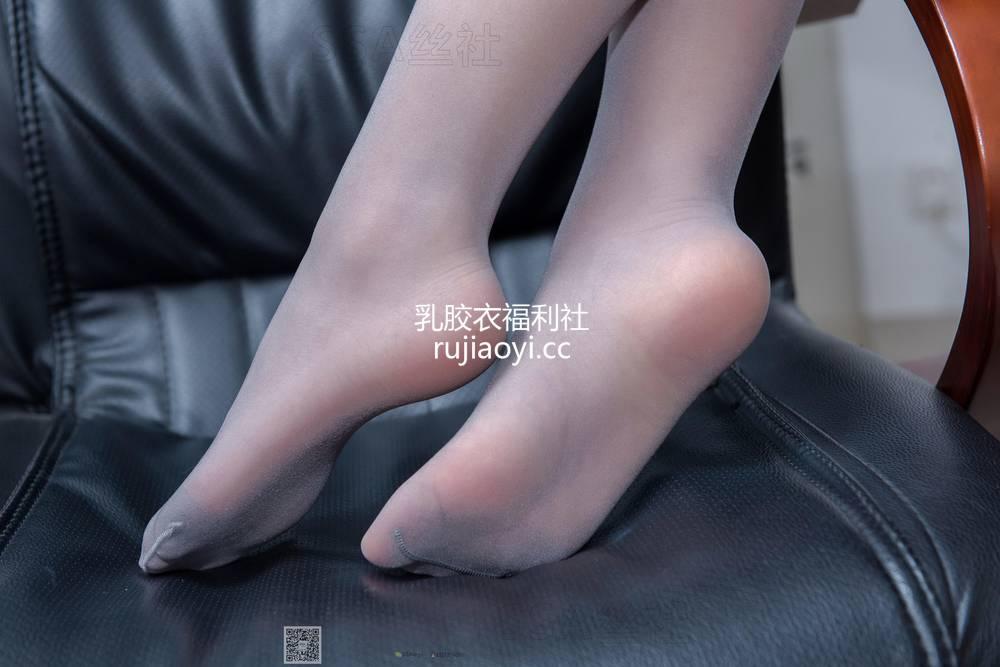 [SSA丝社] NO.061 办公室灰丝女秘书芷沫 [99P118M]
