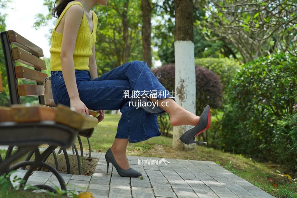 [袜小喵] - KT051《长裤里的秘密》 [59P57M]