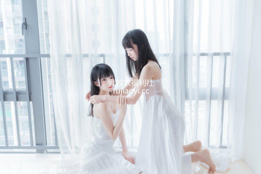 [喵糖映画] VOL.173 她.白色长裙 [54P929M]