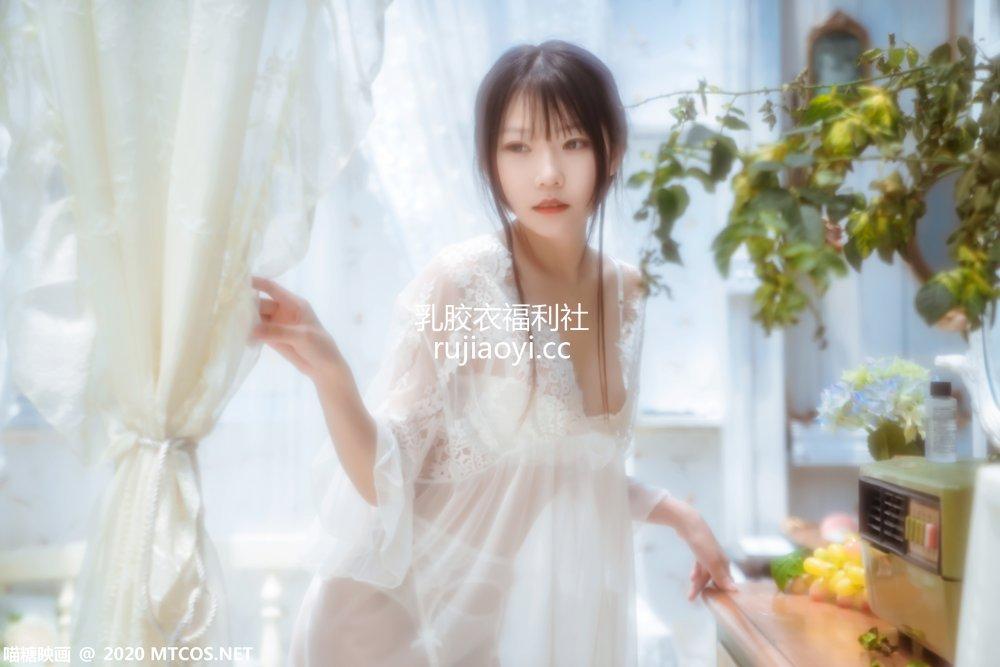 [喵糖映画] VOL.197 白裙轻纱 [50P1.13GB]