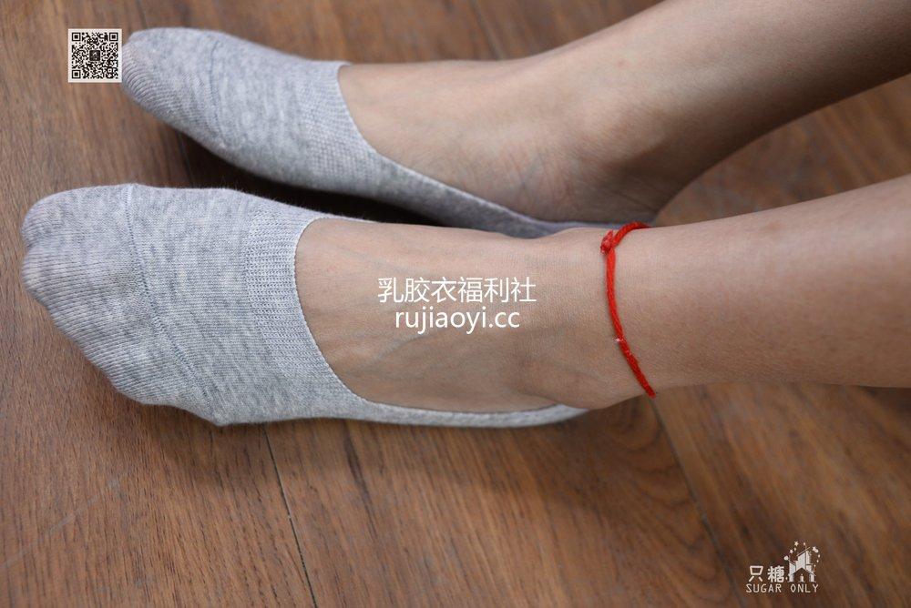 [只糖原创] NO.047 安安 – 红绳与小铃铛 [301P1.12G]