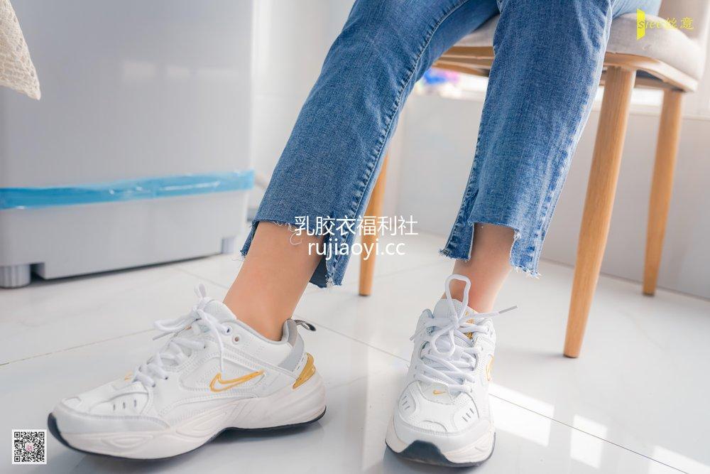 [SIEE丝意] No.466 恬恬 牛仔裤&肉丝袜 [53P207MB]