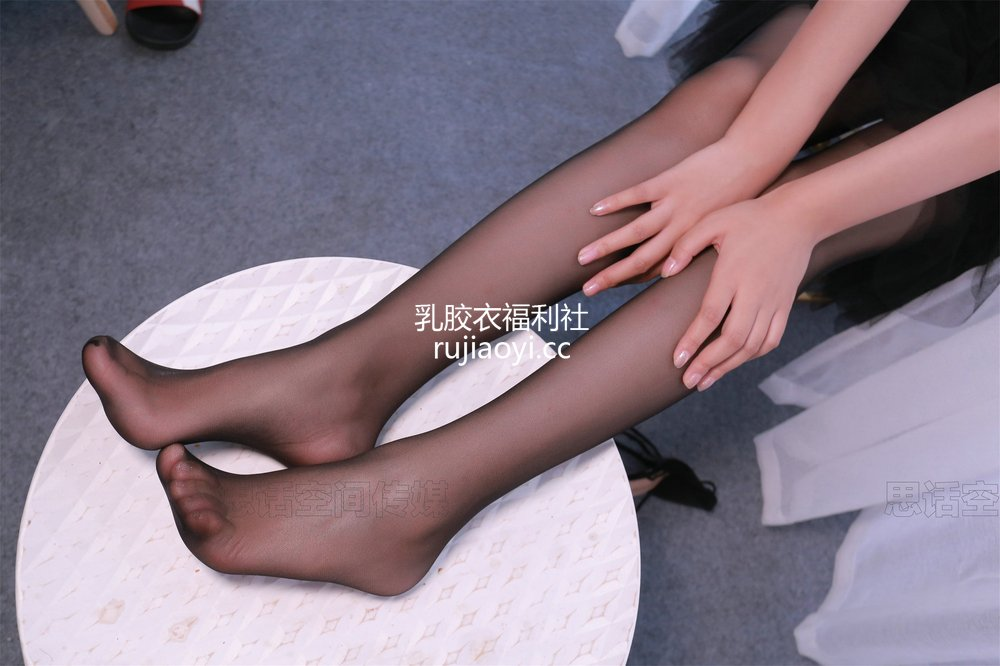 [SiHua丝话] No.159 艺沫 黑丝美腿的魅惑 [50P124MB]