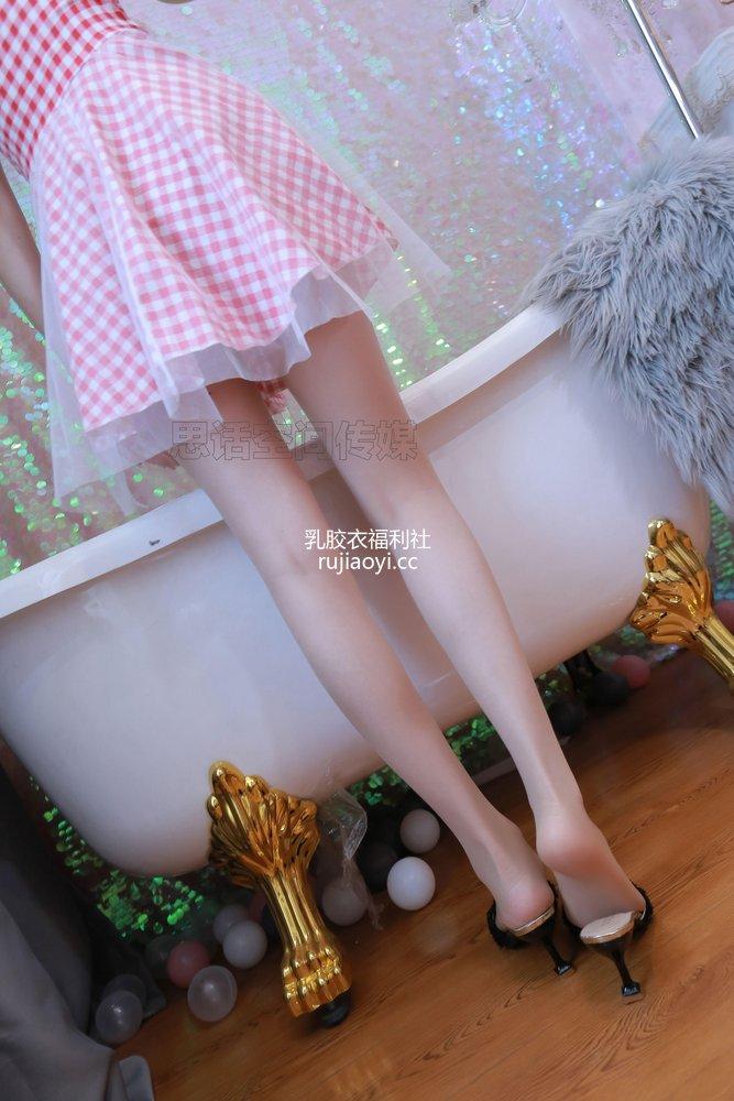 [SiHua丝话] No.176 筱蝶 波波球上的美腿少女 [50P94MB]