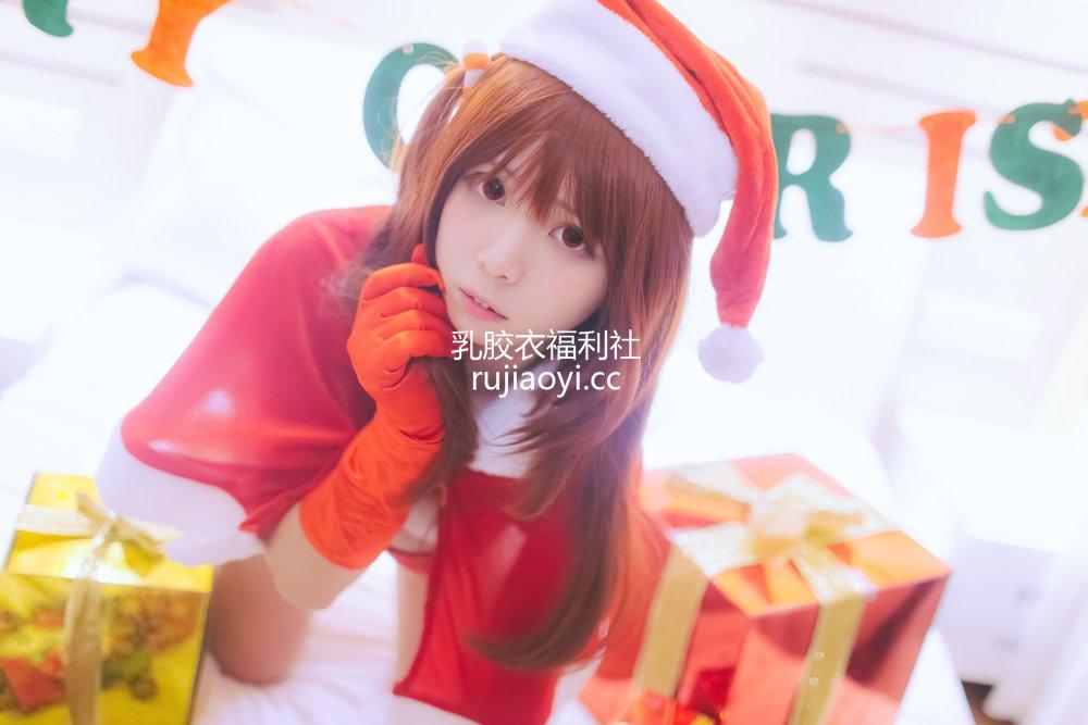 [网红杂图] 闪月半 - Merry Christmas [6P48MB]