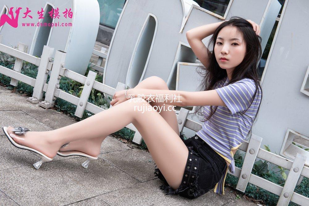[大生模拍] No.188 小蕾 可爱高跟鞋 [42P242MB]