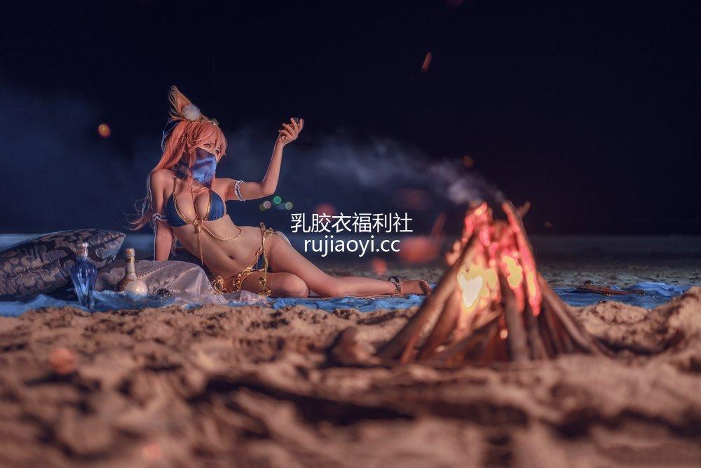 [网红杂图] 一笑芳香沁 - 舞娘 [20P250MB]