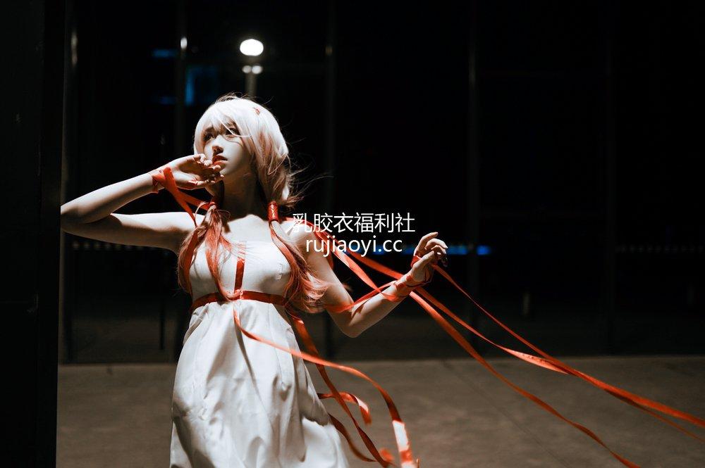 [网红杂图] 南桃Momoko - 楪祈白裙 [9P11MB]