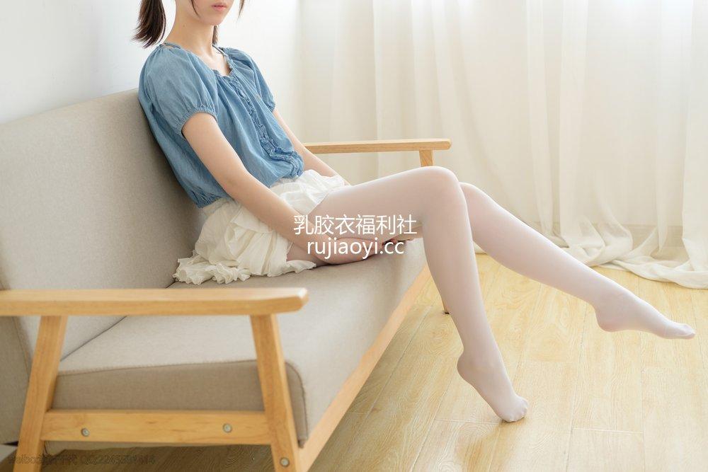 [轻兰映画] Blue and White [129P698MB]