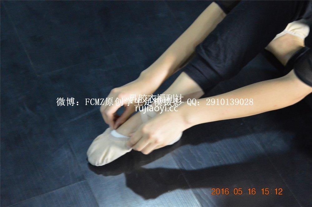 [FCMZ学生足模] A43 舞蹈2妹子 [134P1V94M]