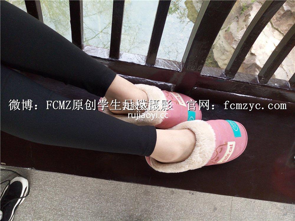 [FCMZ学生足模] A49 小婷 [179P52M]