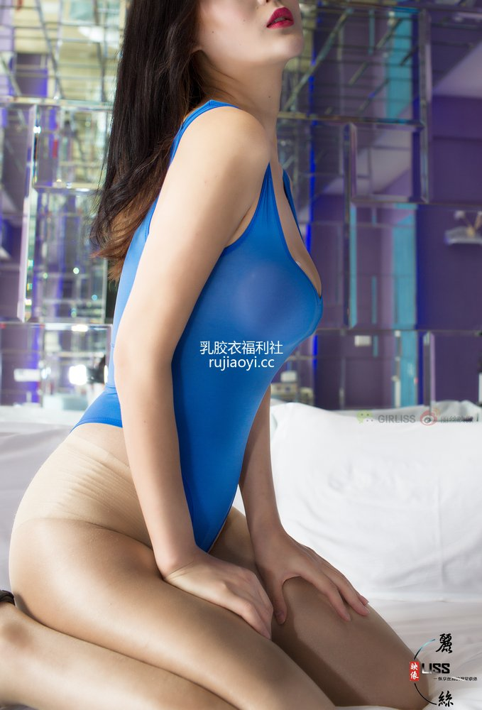 [GIRLISS丽丝映像] - 蓝色死库水 [23P337MB]