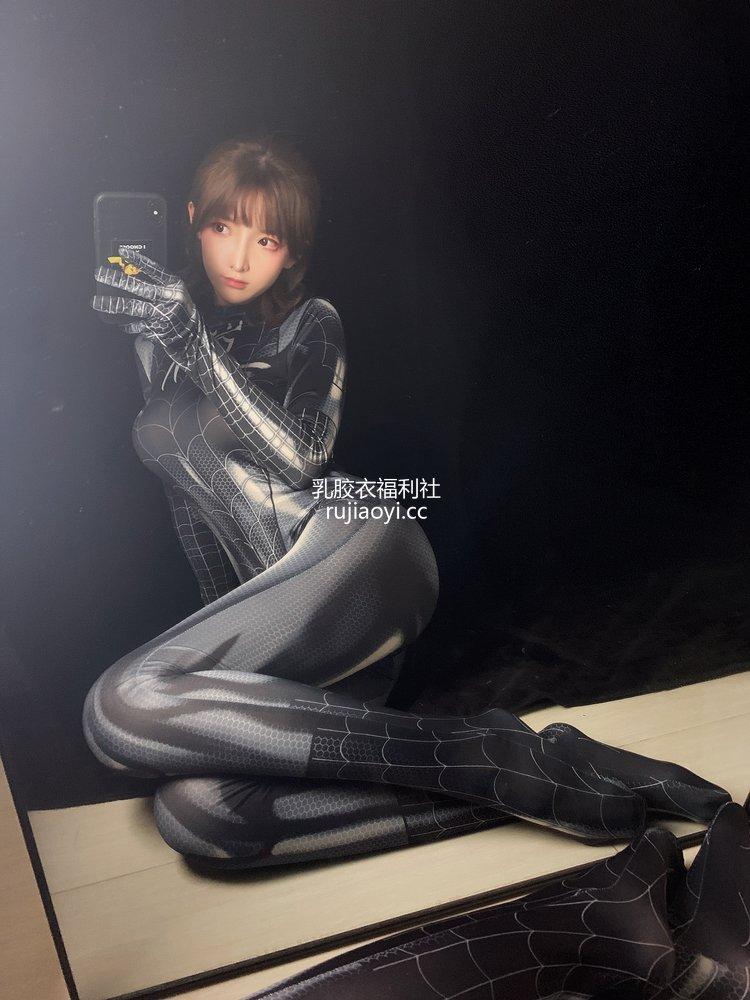 [网红杂图] 一小央泽 - 黑蜘蛛 [30P125MB]