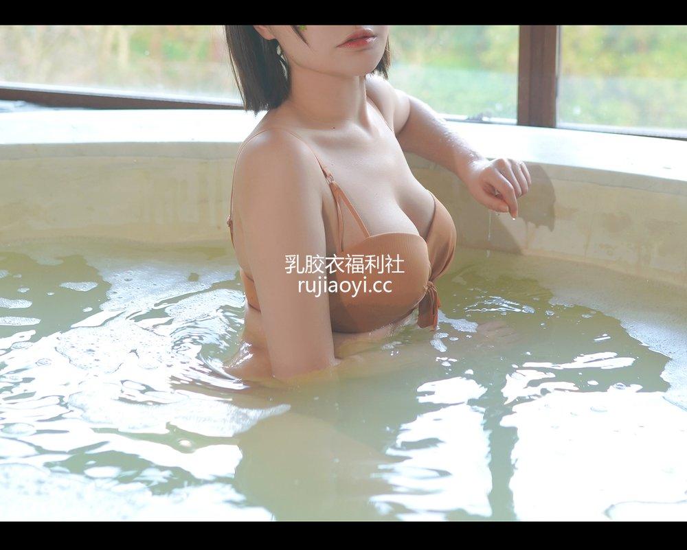 [网红杂图] 千夜未来(Senya Miku)- 温泉 [14P37MB]