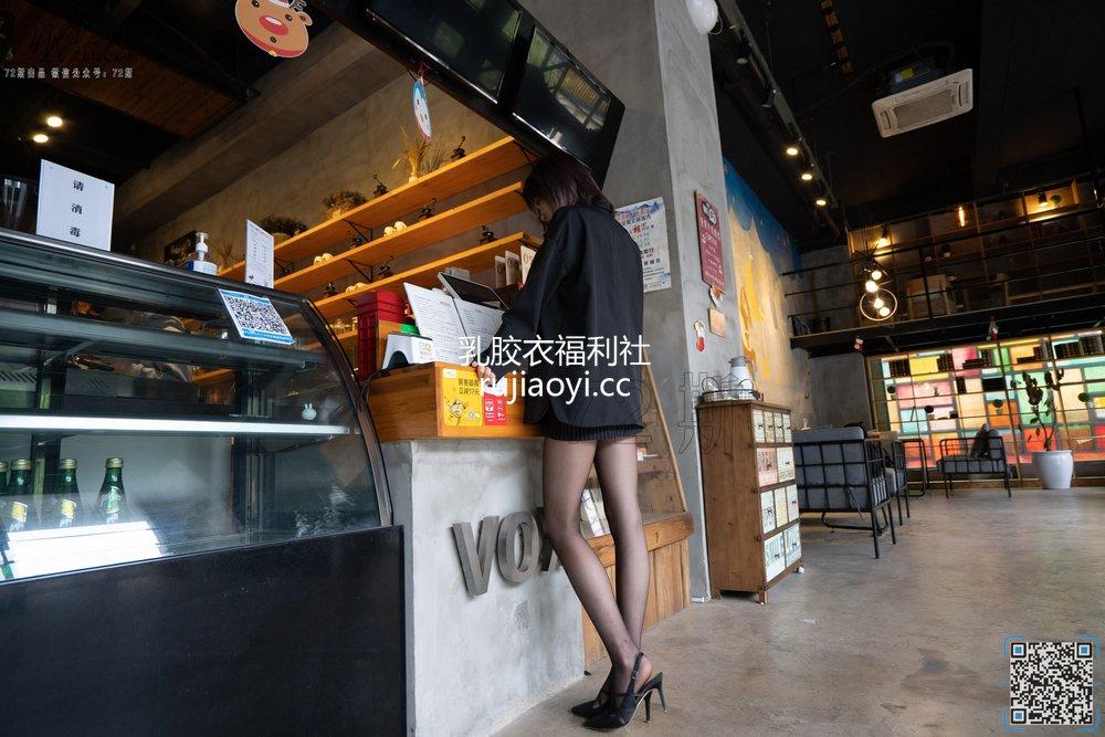 [72斯图集] No.08 咖啡厅淑女 [47P88MB]