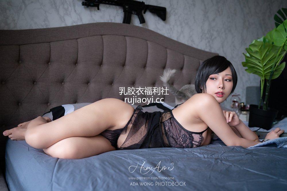 [网红杂图] Hane Ame 雨波 - 天使与恶魔 [45P79MB]