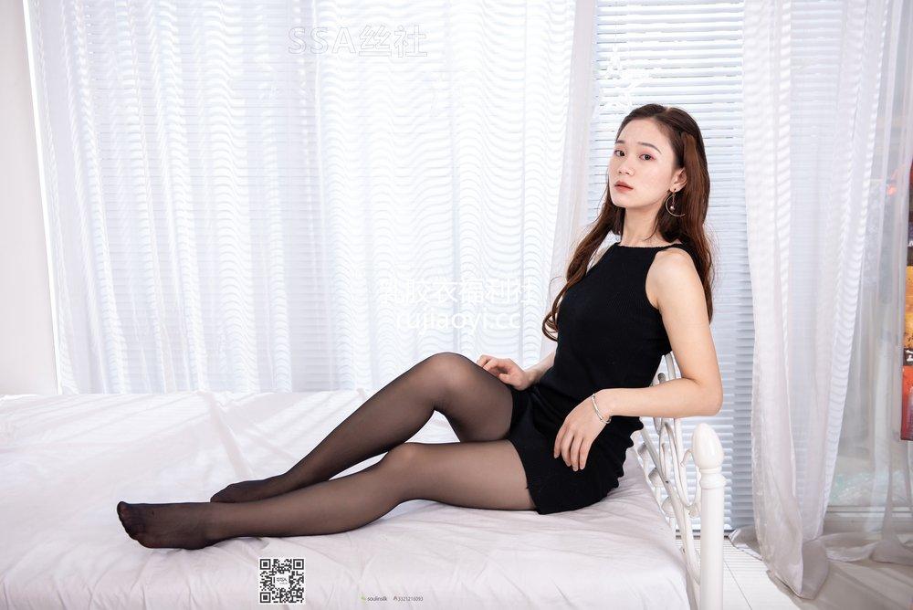 [SSA丝社] 超清写真 No.098 新人腿模嘉丽上线啦 [133P1.35GB]