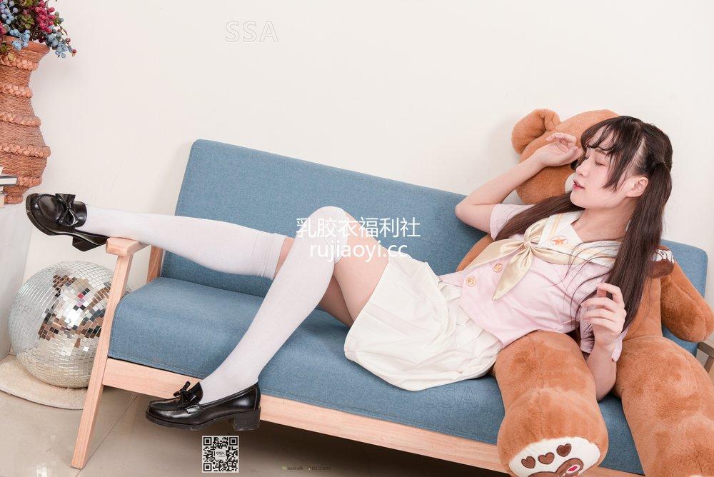 [SSA丝社] 超清写真 No.144 丹丹粉色JK制服 [195P2.56GB]