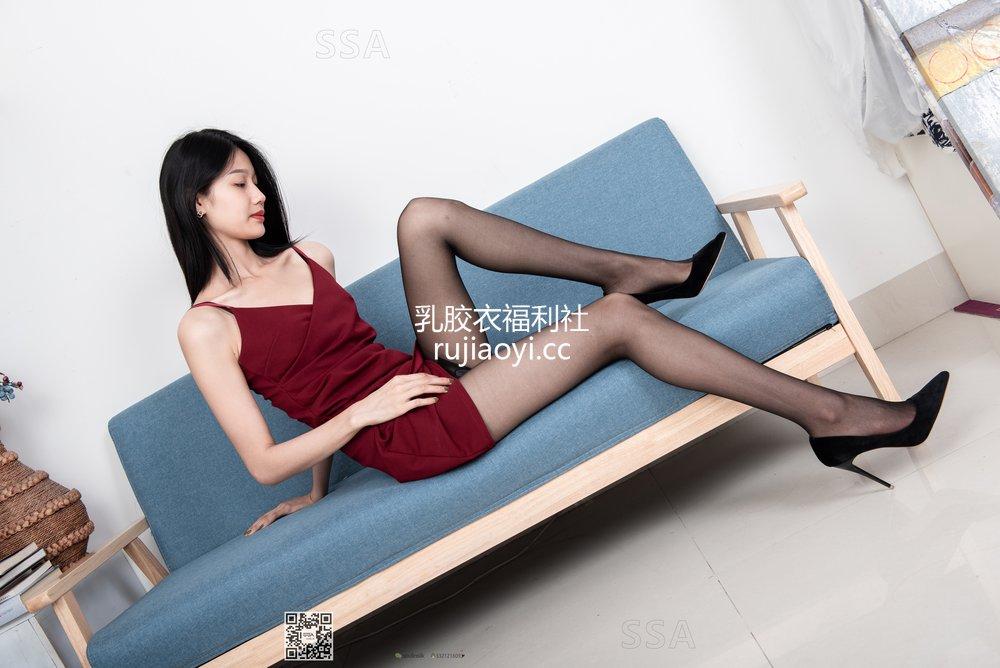 [SSA丝社] 超清写真 No.145 星星酒红短裙 [143P1.86GB]